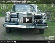 Test Drive: Mercedes Benz 230S